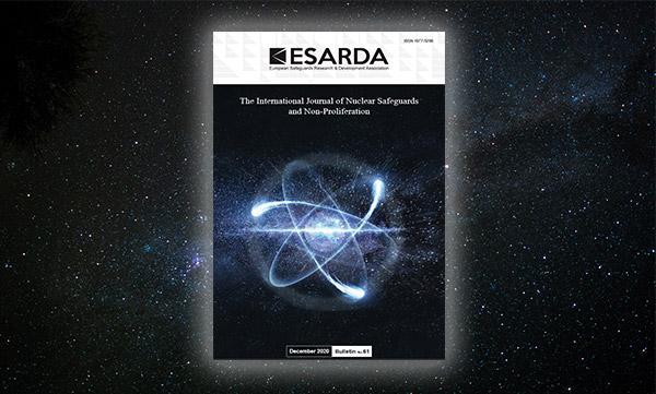 ESARDA Bulletin cover